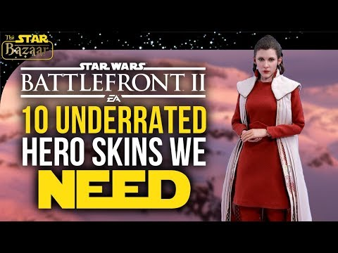 10 Underrated Hero Skins We NEED In Battlefront 2 thumbnail