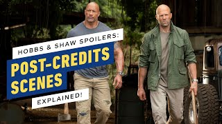 Fast & Furious Presents: Hobbs & Shaw - Ending Explained and Post-Credits Scene Breakdown