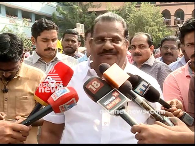 E P Jayarajan about Alappad mining issue