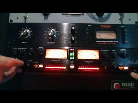 Gear Demo: ART Pro VLA II Stereo Compressor