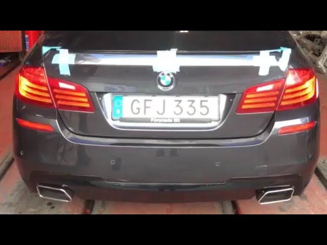 BMW F10 5.50 DÖNÜŞÜM