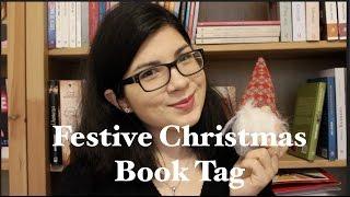 Festive Christmas Book Tag