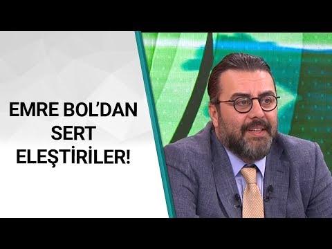 Emre Bol'dan Fenerbahçeli Futbolculara Sert Sözler! / Artı Futbol / 16.03.2020