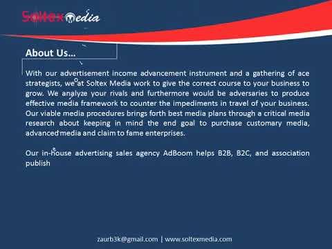 Soltex Media - Best Media Buying Agencies - Buy Online Ads