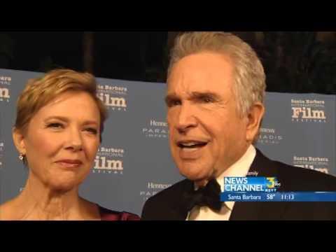 Warren Beatty honored by SB International Film Festival