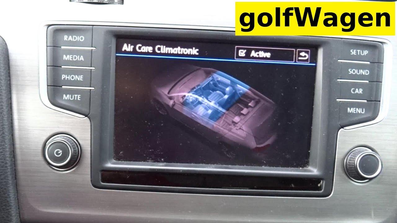 Vw Air Care