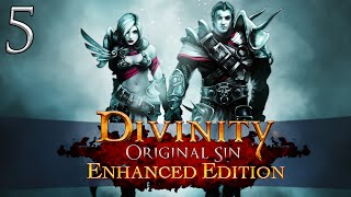 Let's Play ► Divinity: Original Sin Enhanced Edition Co-Op - Part 5 - The Councillor's Wife [Blind]
