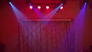 照明演出参考動画です。
