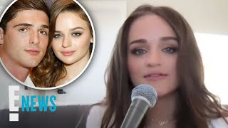 Why Joey King Deleted Her Tweet About Ex Jacob Elordi | E! News