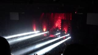 Meshuggah - New Millenium Cyanide Christ live with Sacha fr