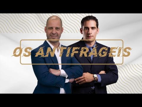 Os Antifrágeis - Por que um colapso na economia é só uma questão de tempo
