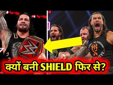 "Biggest Reason ""The Shield Reunion"" | Roman Reigns, Seth Rollins, Dean Ambrose Reunite"
