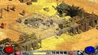 Diablo 2 Median XL Ultimative XVI - Как копировать вещи, и выбор шмота для BOWDruid
