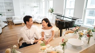 New York Home Wedding Videography l SLP New York l 뉴욕 홈 웨딩영상