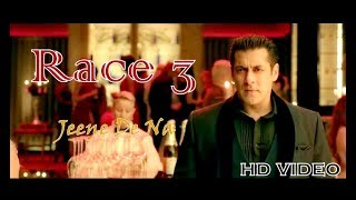 ... presenting the race 3 official trailer. movie starring anil kapo...
