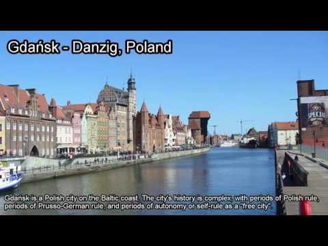 Gdansk (Danzig) - Poland