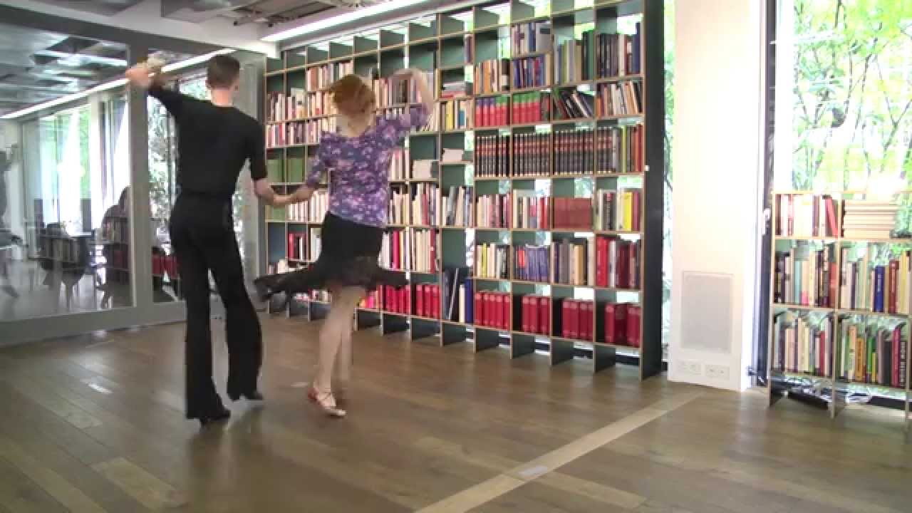 BUNTE TV - Dance School: Cha Cha Cha & Rumba