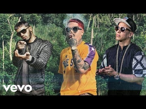 Anuel AA  - PANDA (Remix) Ft.  Almighty ? Farruko ? Daddy Yankee ? Cosculluela (Video Oficial)