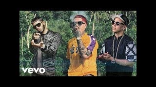 Anuel AA PANDA Remix Ft Almighty Farruko Daddy Yankee Cosculluela Video Oficial