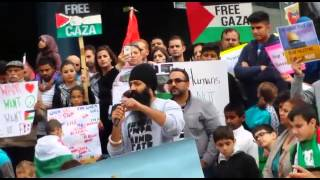 Calgary Sikhs For Palestine