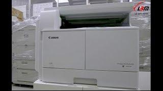 Lắp đặt dòng máy Canon iR 2004 / 2004N / 2204N