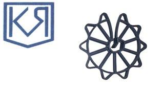 Фиксатор арматуры звездочка ФЗ 50(Звездочка ФЗ 50 изготовлена в виде ромашки. Применяется для арматуры диаметром до 20 мм стоящей в вертикально..., 2015-11-05T07:26:26.000Z)