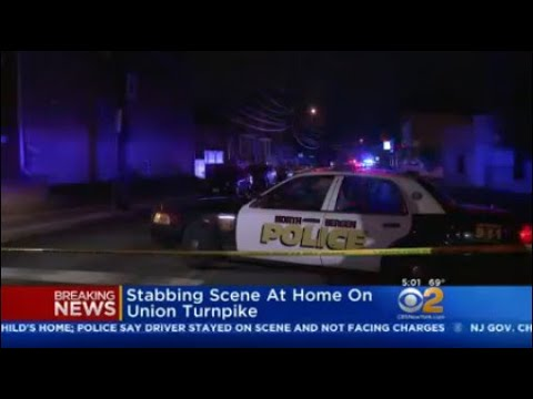 At Least 2 People Stabbed In North Bergen, New Jersey