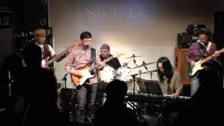 It's Only Love - ZZ Top cover【Fillmore Revival Band】