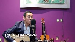 Eres Mi Cenicienta / Voz de Mando -- Cuitla Vega (cover)