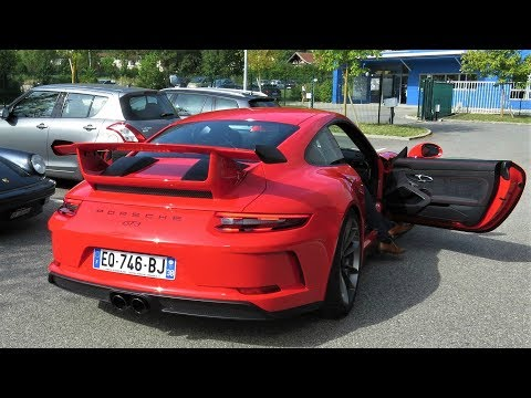 New 2018 Porsche 911 GT3 991.2 - Revs, Start up & Sound+ Valves Open vs Valves Closes!
