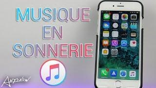 Mettre une musique en sonnerie sur iPhone sans PC ! (et sans Jailbreak)