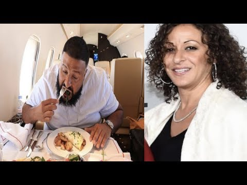 DJ Khaled says he will EAT anything EXCEPT his wife!~ There are different rules for men