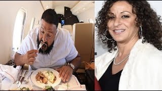 DJ Khaled says he will EAT anything EXCEPT his wife There are different rules for men