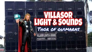 Villasor Lights & Sounds