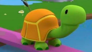 Мультики Детям - Мусти - Спасение Черепахи