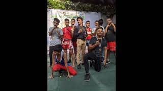 6 Gold and 3 Silver medals in Mix Boxing championship by Martial Warriors Academy #shorts