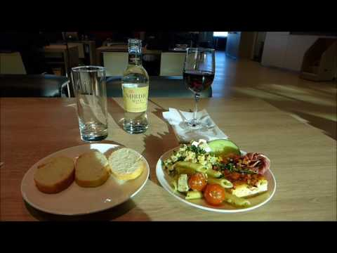THE LOFT by Brussels Airlines - Business Lounge at Brussels Airport (February 2016)