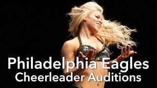 Video Philadelphia Eagles cheerleader auditions 2018 download MP3, 3GP, MP4, WEBM, AVI, FLV April 2018