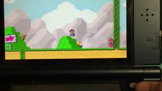 TGS Mario Maker For 3DS