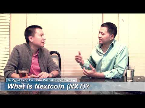 NXT For Investors #1 - What Is Nextcoin (NXT)? - By Tai Zen & Leon Fu