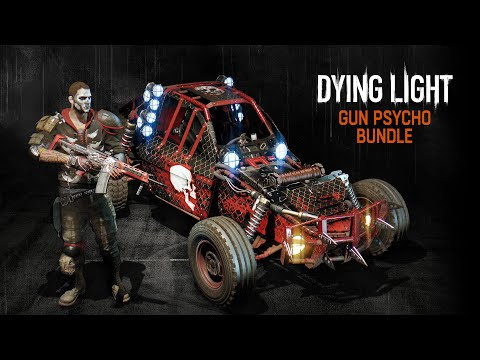 Dying Light Silah Manyağı / Gun Psycho Bundle |