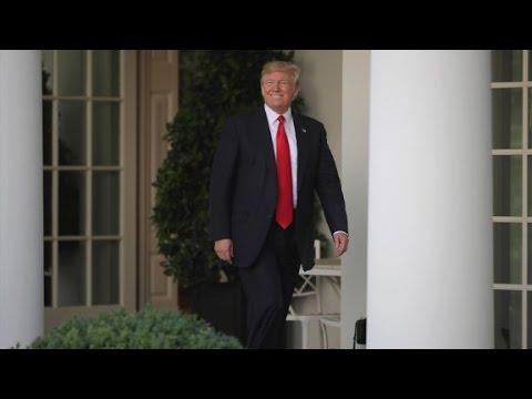 Does Trump believe in global warming?