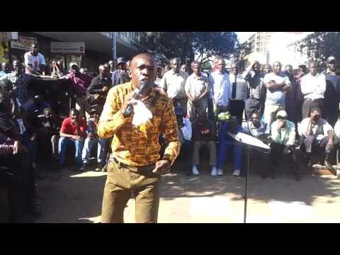Evangelist T. Muparinga     The Book Of Moses Neh 13:1-3