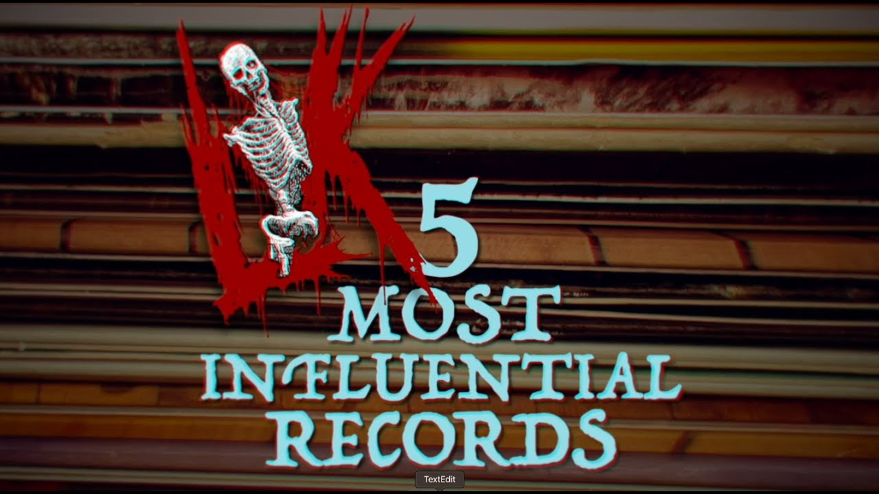 LIK - 5 Most Influential Records