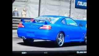 Shift 2 Unleashed (Xbox 360) Replay- Nissan Silvia spec.R AERO (S15)