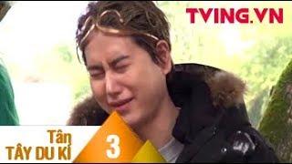 (Vietsub) TÂN TÂY DU KÝ 3 | Tội nghiệp Kyuhyun bị đồng bọn đè ra mát-xa