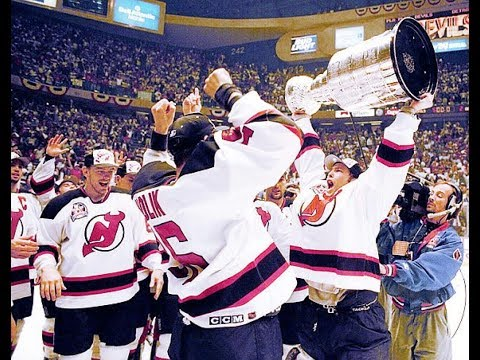 Revisiting the 1995 New Jersey Devils