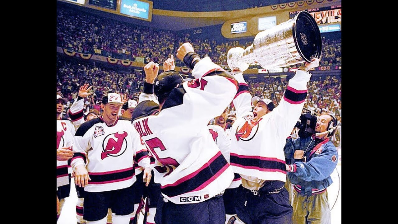 Revisiting the 1995 New Jersey Devils - YouTube 11e5b0652