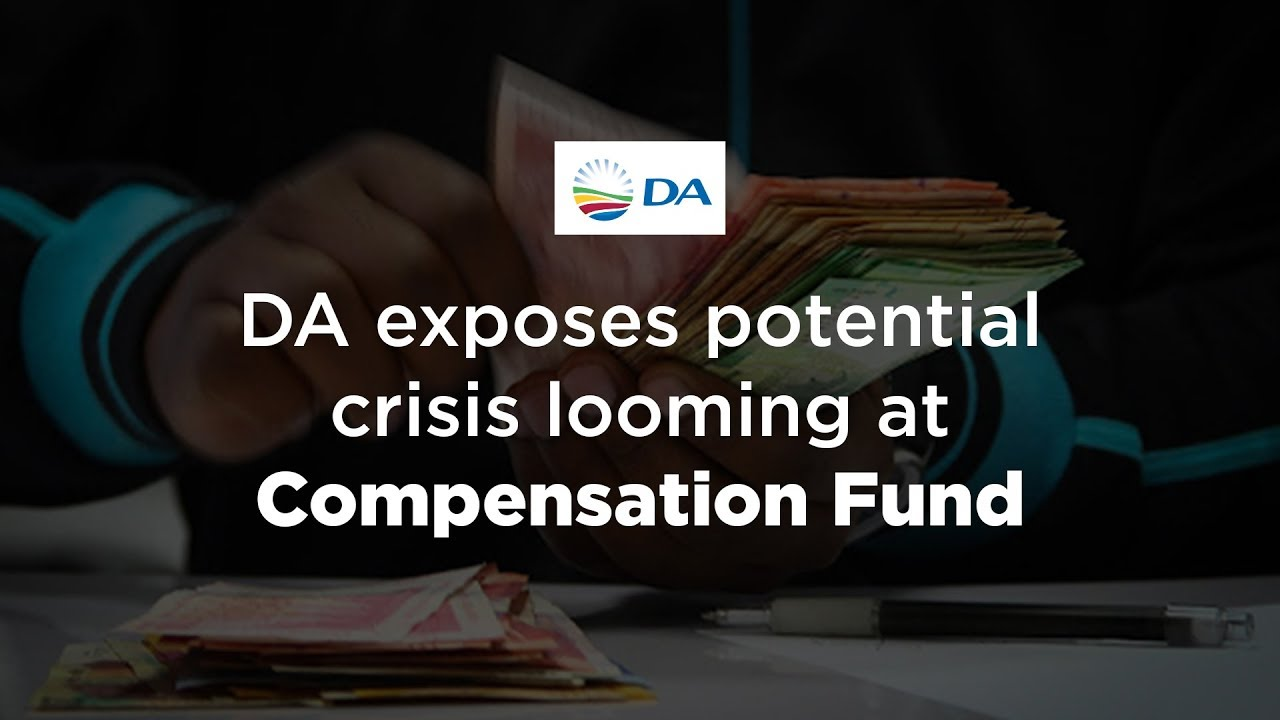 DA exposes potential crisis looming at Compensation Fund