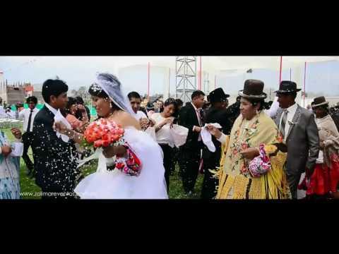 Matrimonio estilo PUNO en lima